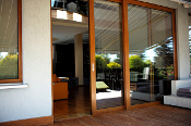 HS Sliding Door Available In Wood Int and Aluminum Clad Ext